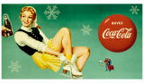 Coca-Cola Giclee Print