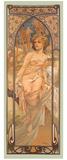 Eveil du Matin Giclee Print by Alphonse Mucha