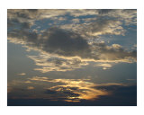 Texas Big Sky Two Photographic Print by A Villaronga