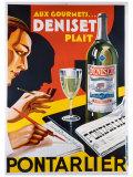 Deniset Giclee Print