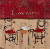 Cucina Prints by Carol Robinson