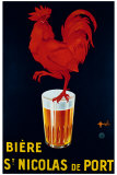 Biere St. Nicolas de Port Reproduction procédé giclée par Marcellin Auzolle