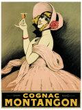 Cognac Montangon Giclee Print