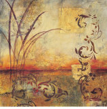 Goldene Morgenröte Poster von Jane Bellows