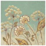 Serenity Textile II Kunstdrucke von Hope Smith