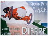 Grand Prix de l'ACF Giclee Print by  Bric