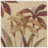 Gilded Tapestry II Kunstdrucke von Hope Smith