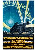 3eme Grand Prix Giclee Print