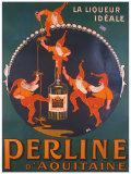 Liqueur Perline Giclee Print