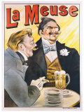 Bierre La Meuse Giclee Print