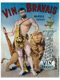 Vin Bravais Giclee Print