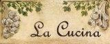 La Cucina, Garlic Posters by Debbie DeWitt