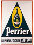 Perrier Giclee Print