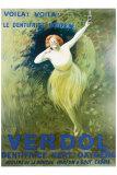 Verdol Dentifrice Giclee Print by Leonetto Cappiello