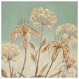 Serenity Textile I Kunstdruck von Hope Smith