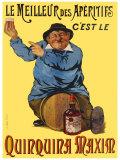 Quinquina Maxim Giclee Print