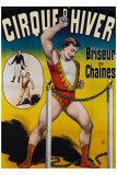 Briseurs de Chaines Cirque d'Hiver Giclee Print