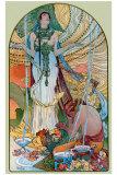Salammbo Giclee Print by Alphonse Mucha