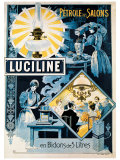 Luciline Giclee Print