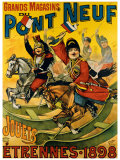 Pont Neuf Giclee Print by Henri Gray