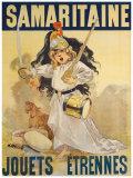 Samaritaine Giclee Print by Firmin Etienne Bouisset