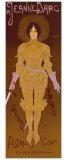 Jeanne d'Arc Giclee Print by  De Fevre