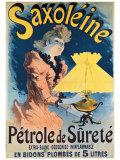 Saxoleine Extra Blanc Giclee Print by Jules Chéret
