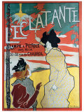 L&#39;Eclatante Giclee Print by Manuel Robbe