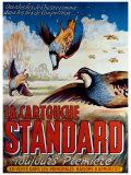 La Cartouche Standard Giclee Print