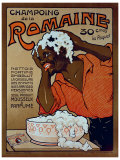 Champoing la Romaine Giclee Print by F. Xardes
