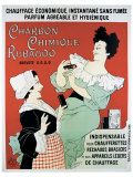 Charbon Rubaudo Reproduction proc&#233;d&#233; gicl&#233;e par D. Auvergne