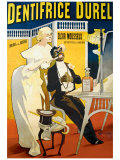 Dentifrice Durel Giclee Print by Marcellin Auzolle
