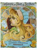 Parfumeries aux Fleurs Giclee Print