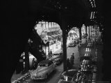 Bowery Diamond Market, New York, New York Photographic Print