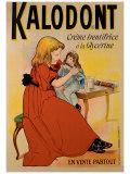 Kalodont Giclee Print