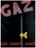 Gaz Giclee Print by Francis Bernard