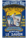 Cendre Lessive Saint Marc Giclee Print
