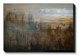 Coastal I Limited Edition on Canvas by Jennifer Perlmutter