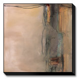Deconstructed Surface I Limited Edition on Canvas by Karen Green Recor