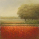Autumn Field Prints by Hans Dolieslager