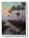 Southern Eventide Limited Edition on Canvas by Larry Moore