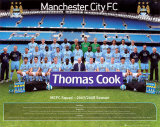 Manchester City Footbal Club Affiche
