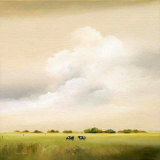 Cows II Prints by Hans Paus