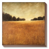Through the Fields I Limited Edition on Canvas by Gretchen Hess