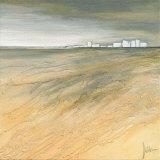 Waving Landscape II Prints by Jettie Roseboom