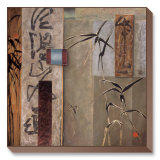 Propitious Bamboo I Limited Edition on Canvas by Don Li-Leger