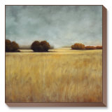 Through the Fields II Limited Edition on Canvas by Gretchen Hess