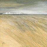 Waving Landscape I Posters by Jettie Roseboom