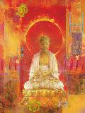 Life of Contemplation II Kunstdrucke von Wei Ying-wu