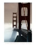 Golden Gate-bron Affischer av Hank Gans